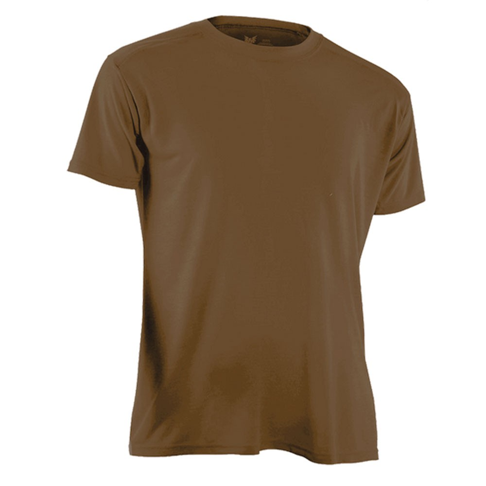 DRIFIRE Ultra-Lightweight Short Sleeve Tee - Coyote Brown