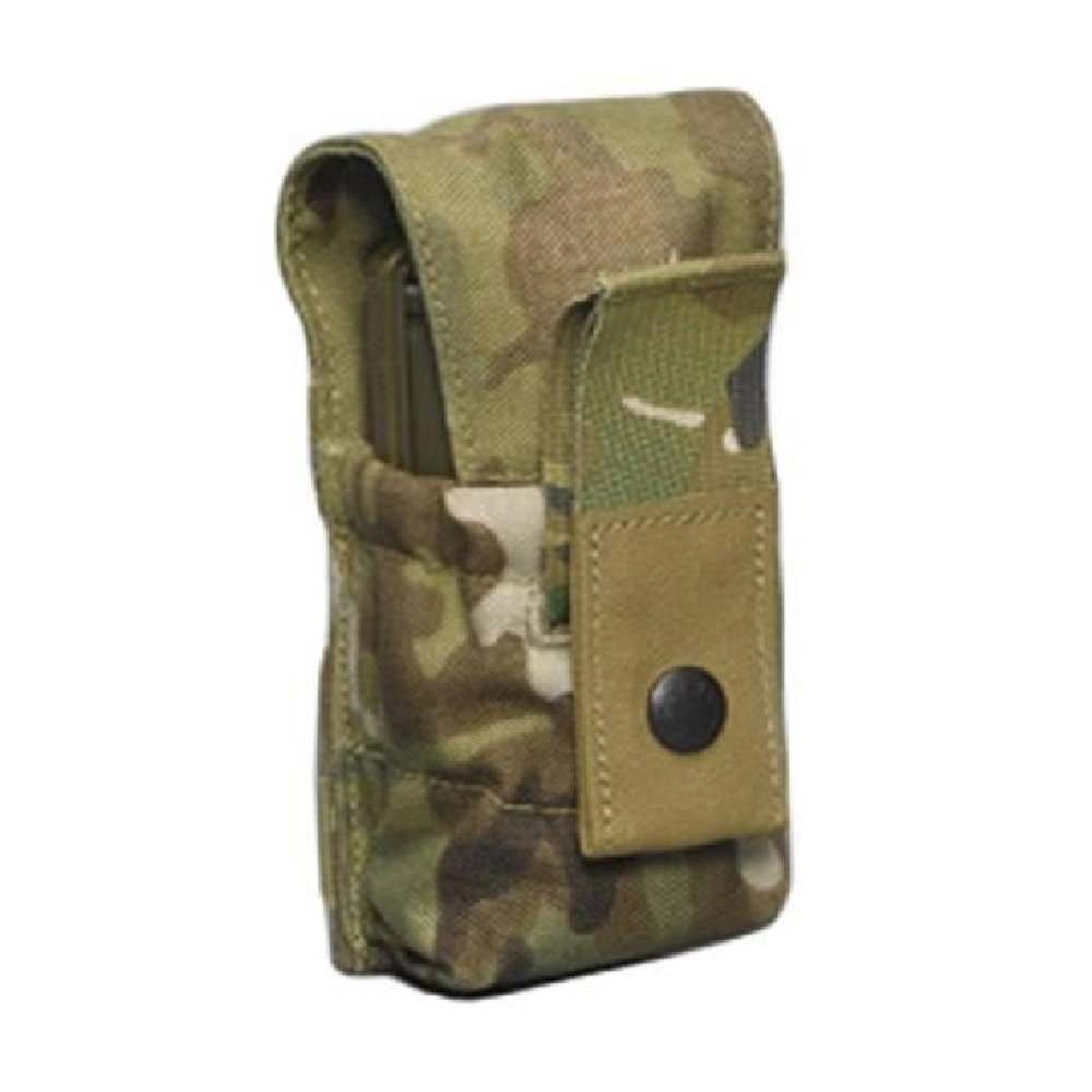High Ground Instant Access Smoke Grenade Pouch Multicam