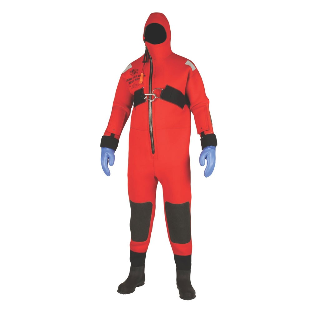 Stearns Neoprene Ice Rescue Suit - Orange - Adult Universal