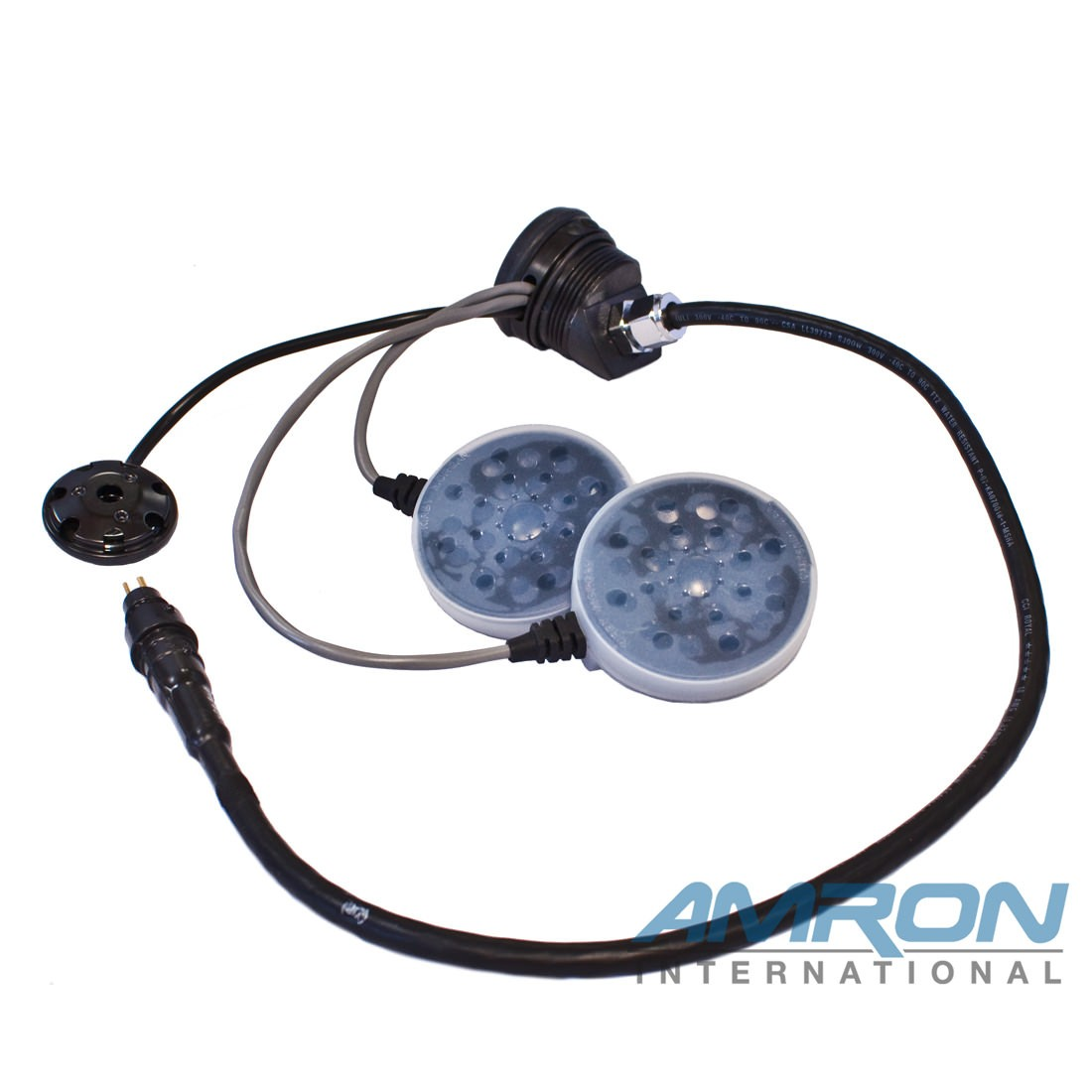 Kirby Morgan 515-024 Communication Assembly with Male Waterproof Connectors
