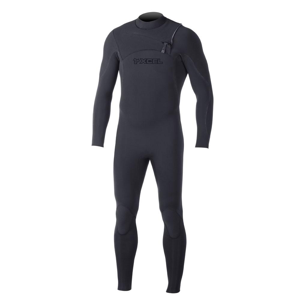 XCEL Assault Swimmer 3mm TDC X2 Fullsuit - Black