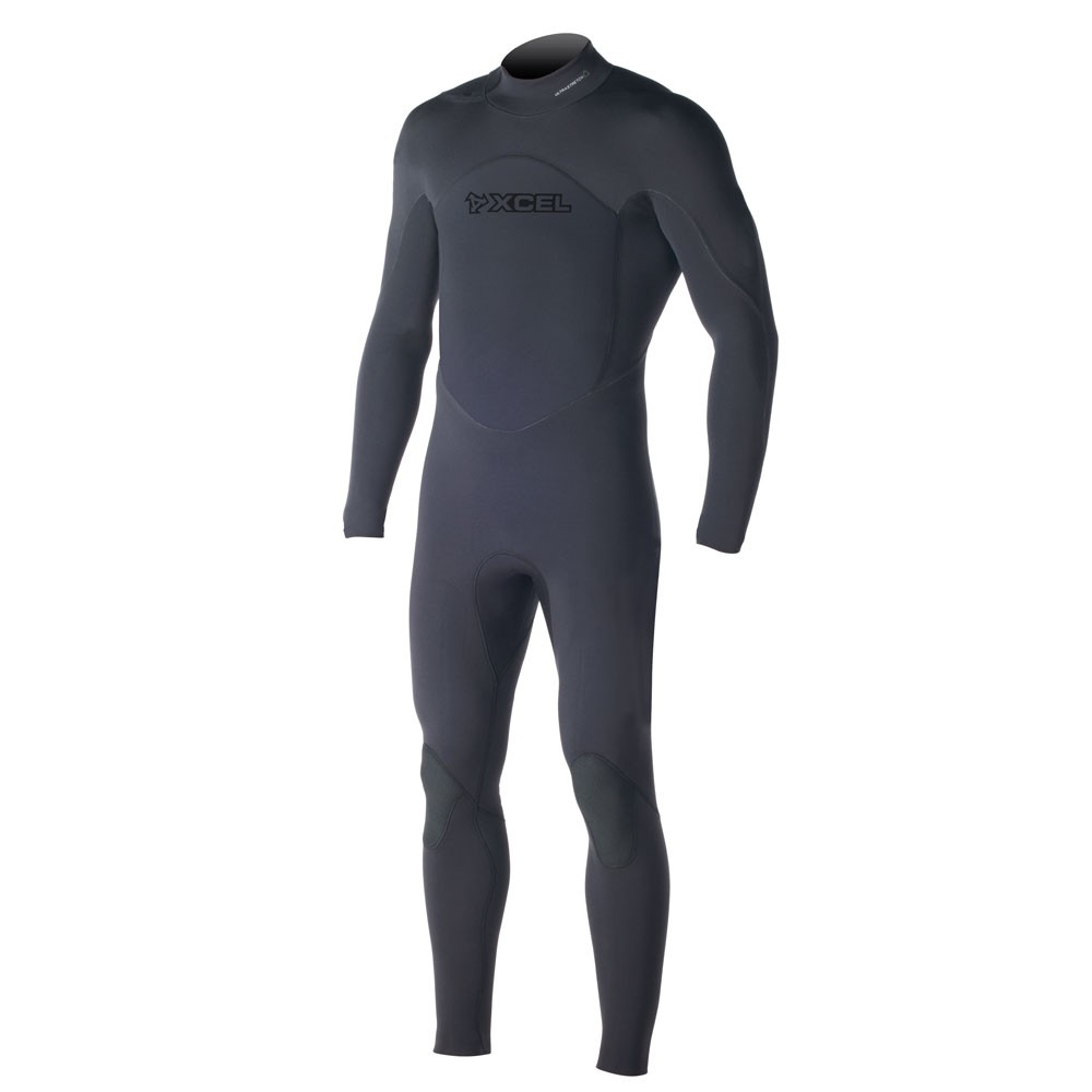 XCEL Assault Swimmer 3/2mm TDC Offset Fullsuit - Black
