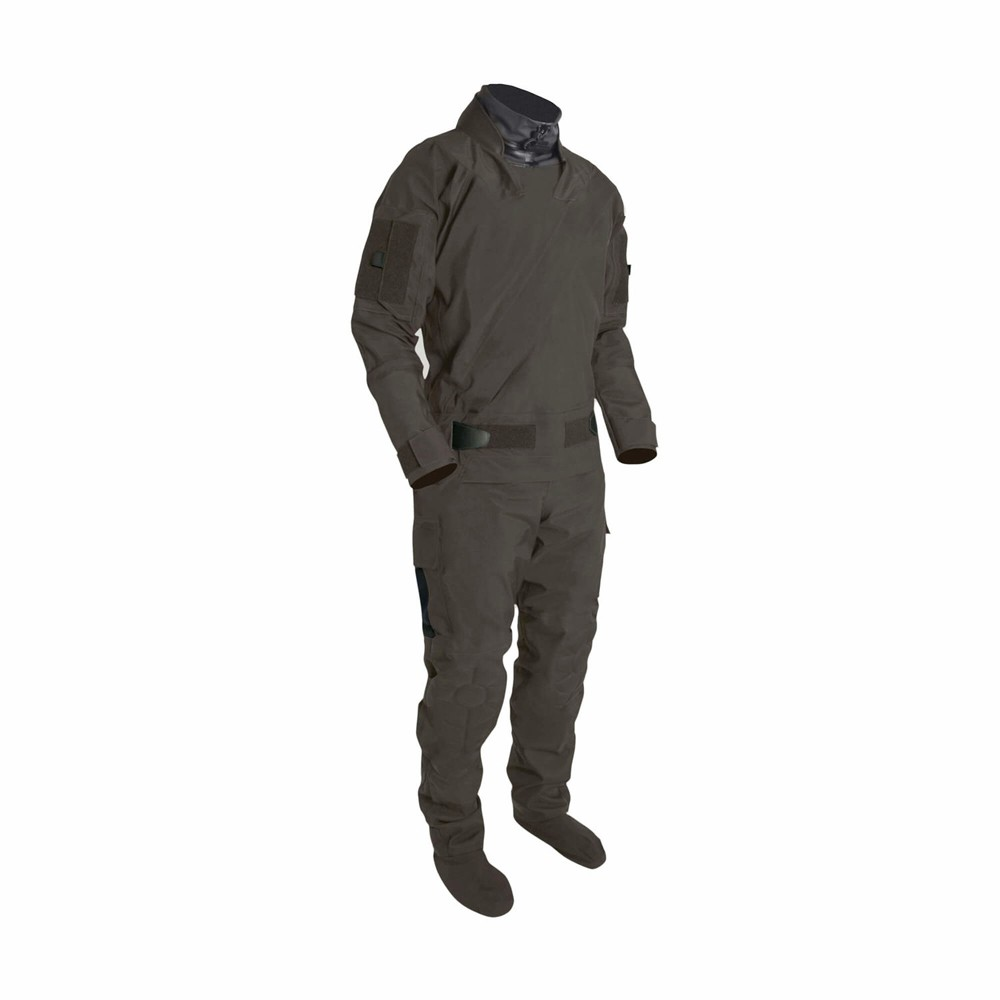 Mustang Survival Sentinel Series Tactical Ops Dry Suit - Black