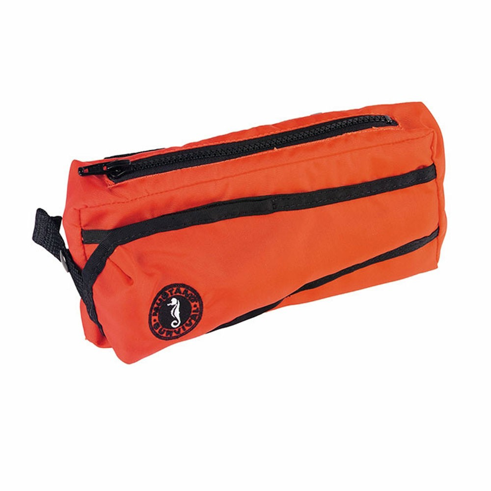 Mustang Survival Accessory Pocket Utility Pouch for Survival Inflatable PFDs - Orange