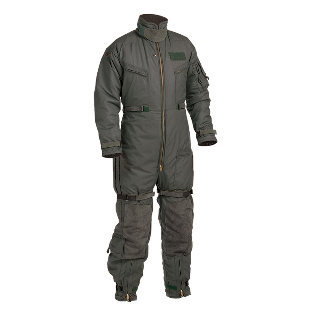 Mustang Survival Constant Wear Aviation Coverall - Olive