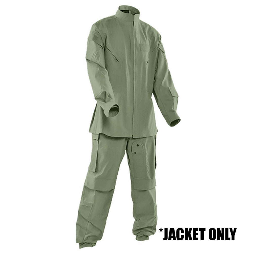 DRIFIRE FORTREX® Flight Suit Jacket (NAVAIR) - Sage