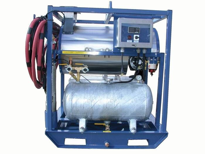 Commercial Diver Hot Water Heater HWUDR401SS-ASSY