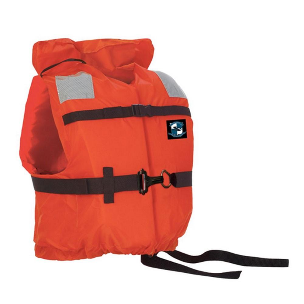 Stearns I120 Crew Mate Vest - Orange - Adult Universal