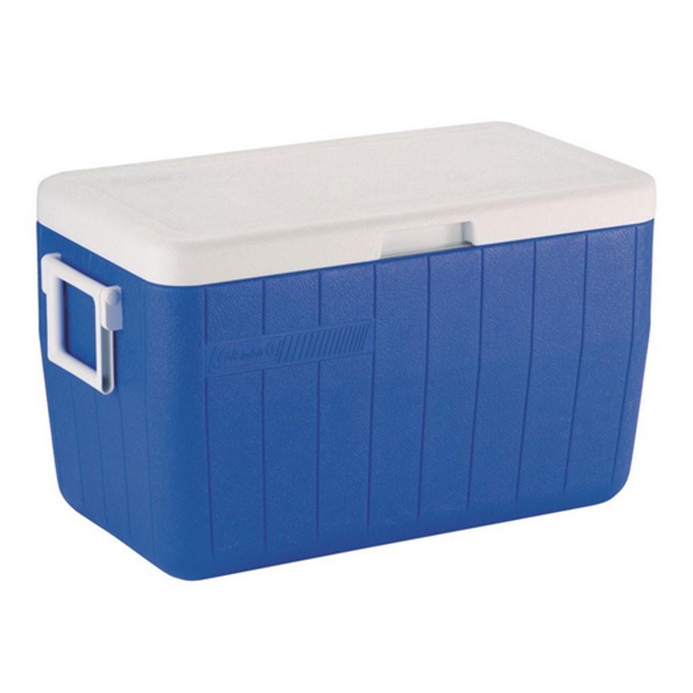 Coleman 48-Quart 3-Day Performance Cooler - Blue