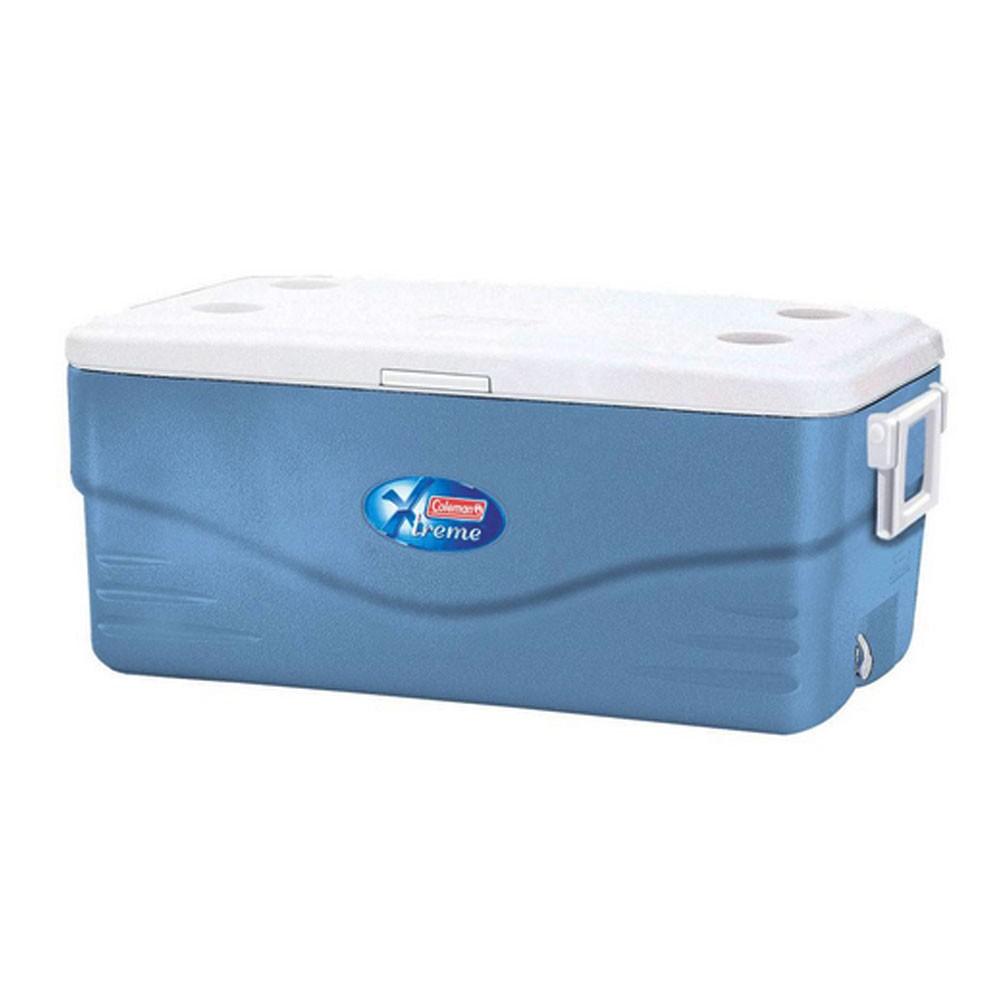 Coleman 100-Quart Xtreme 5-Day Cooler - Blue