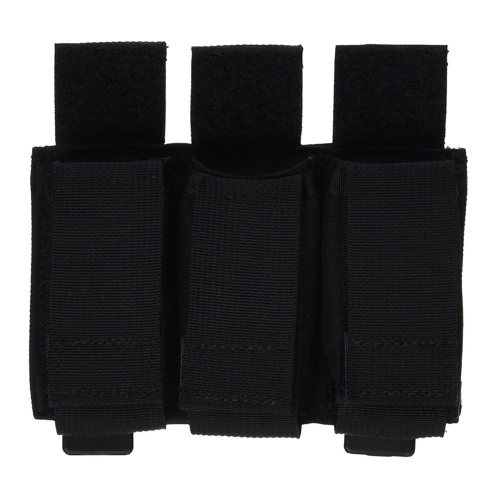 Tactical Tailor Triple Pistol Mag Pouch Black