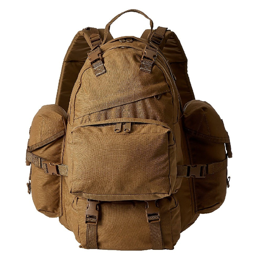 Tactical Tailor Three Day Assault Pack Plus Coyote Brown