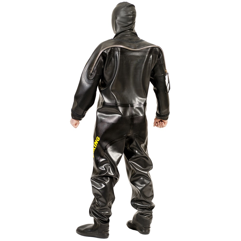 Viking ProTech Suit with Surveyor Hood - Back View