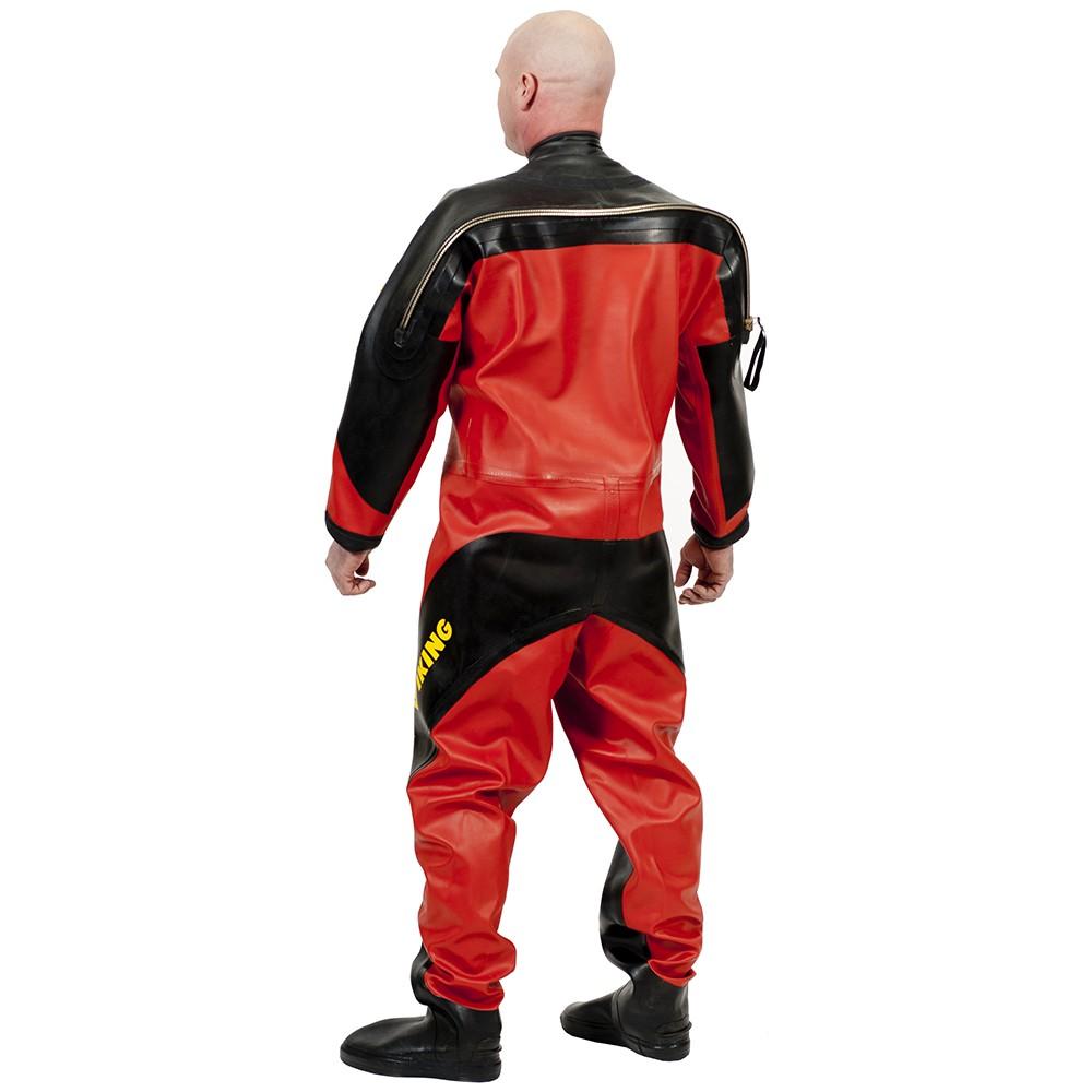 Viking Pro Suit - Back View