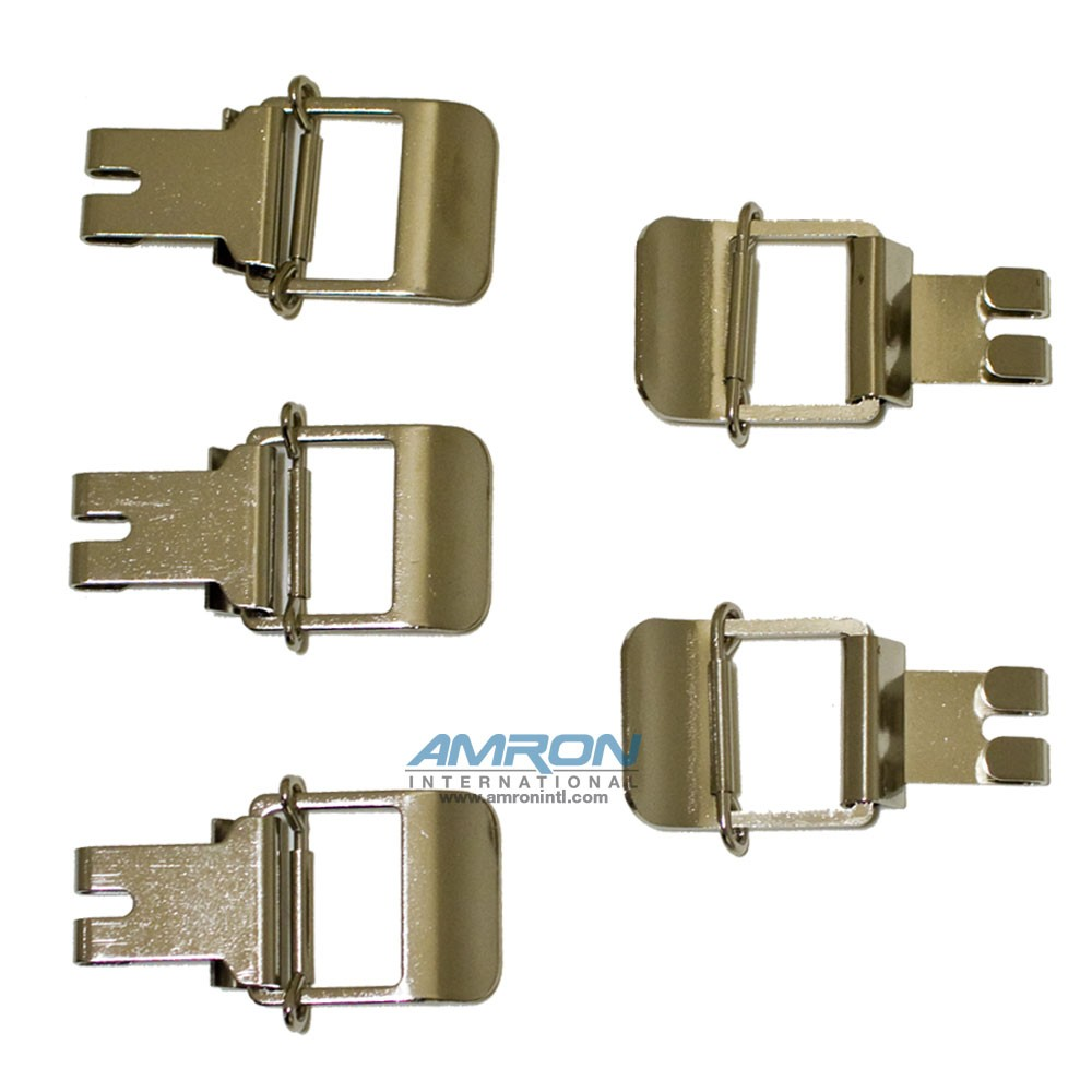 Interspiro AGA 460-190-541 Buckle Assembly (5-pack)