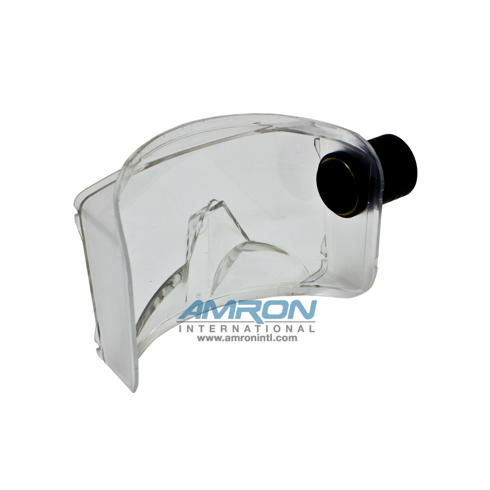 Interspiro AGA 96962-01 - Mask Visor with Hatch for the Divator MK II Mask
