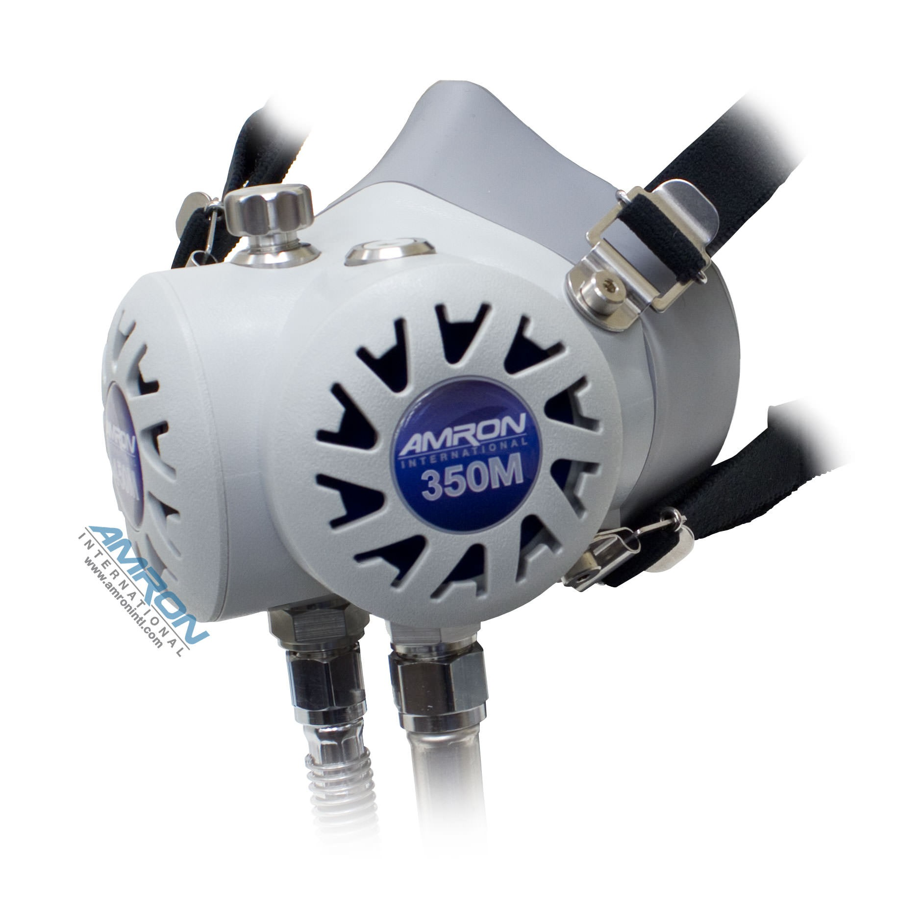 Amron International 350M BIBS Mask