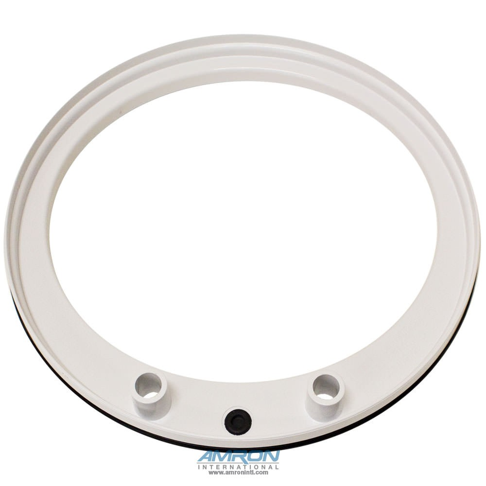 Amron International 8891-07 Oxygen Treatment Hood Neck Ring Assembly with Multipurpose Plug and O-Ring