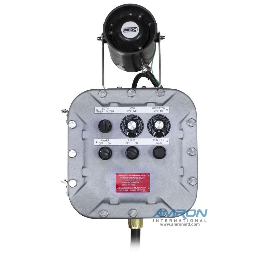 Amron International Amcom 2810E-ATEX Class 1 Zone 2 Explosion Proof Communicator