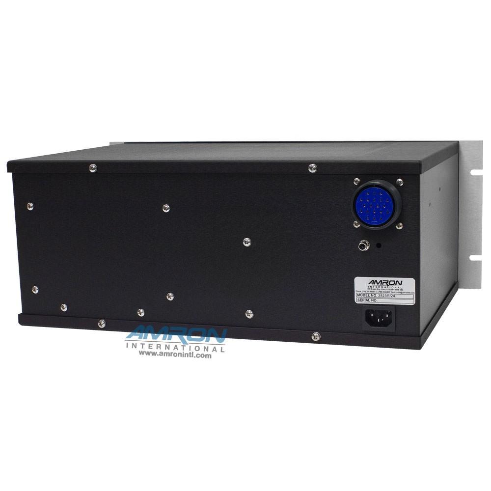 Amron International 2 Diver Standard Rack Mount Communicator REFERENCE ONLY