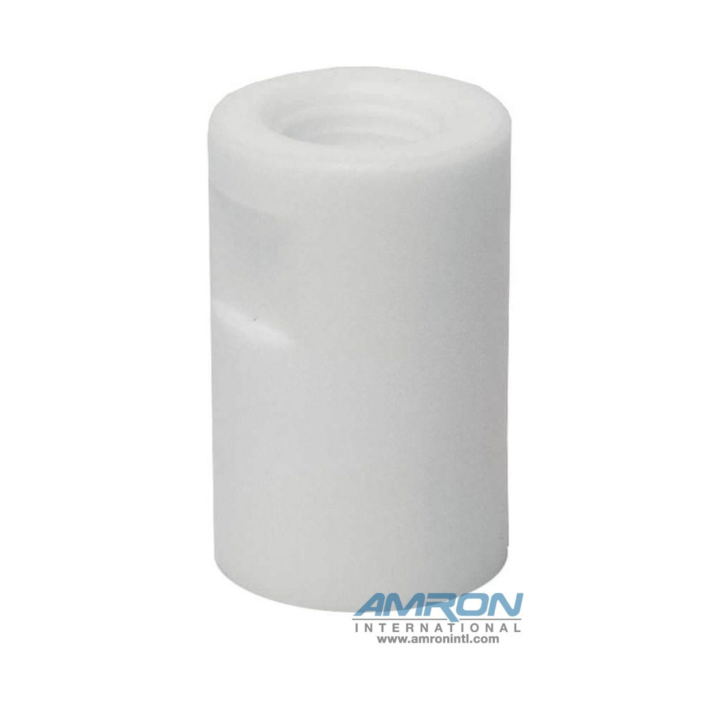 Amron International 8890-014 Coupler for the Oxygen Treatment Panel - 22mm OD x 1/4 in. FNPT