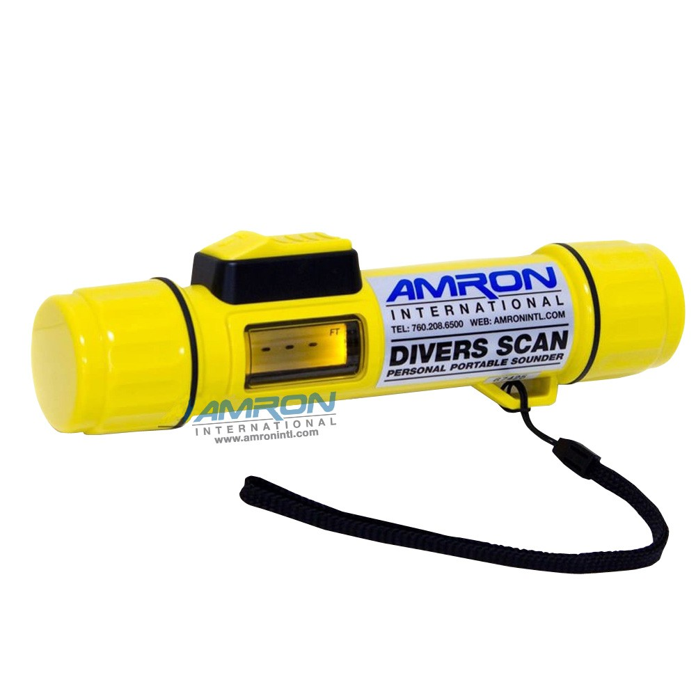 Amron Divers Scan Personal Portable Sounder