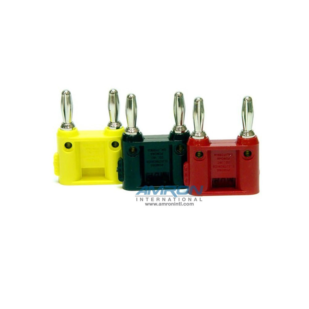 Amron International 14001 Series Dual-Pin Banana Plugs