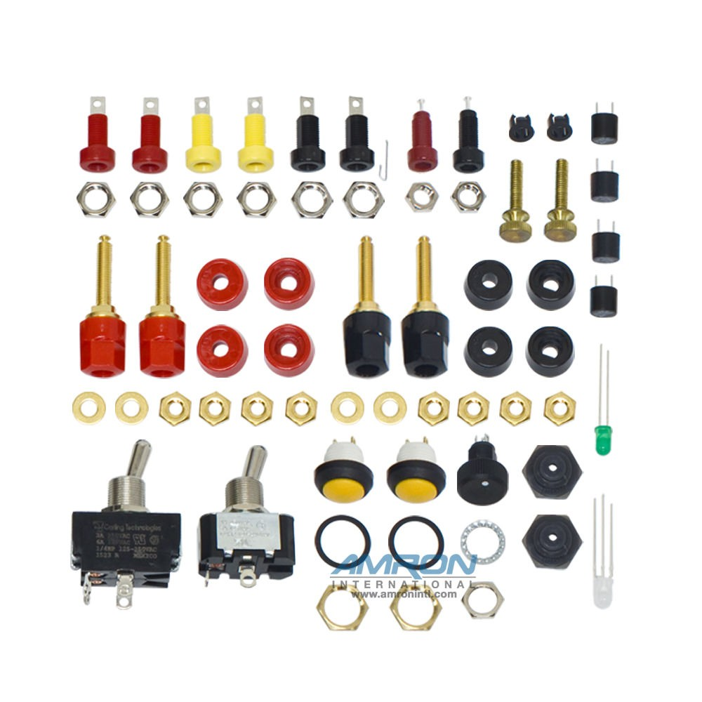 Amron Field Spares Kit for 2820A, 2825A, 2830A for 2823-602 & 2823-6002 Chargers - 28XXA-FS
