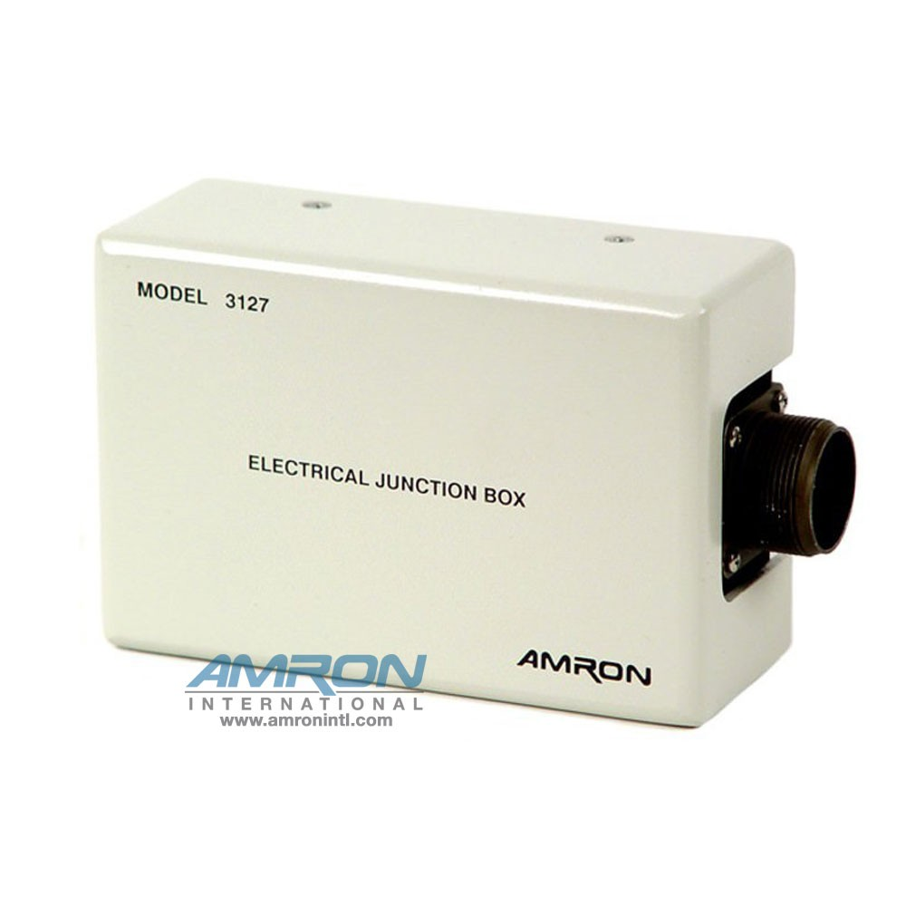 Amron International Model 3127 Outside Junction Box
