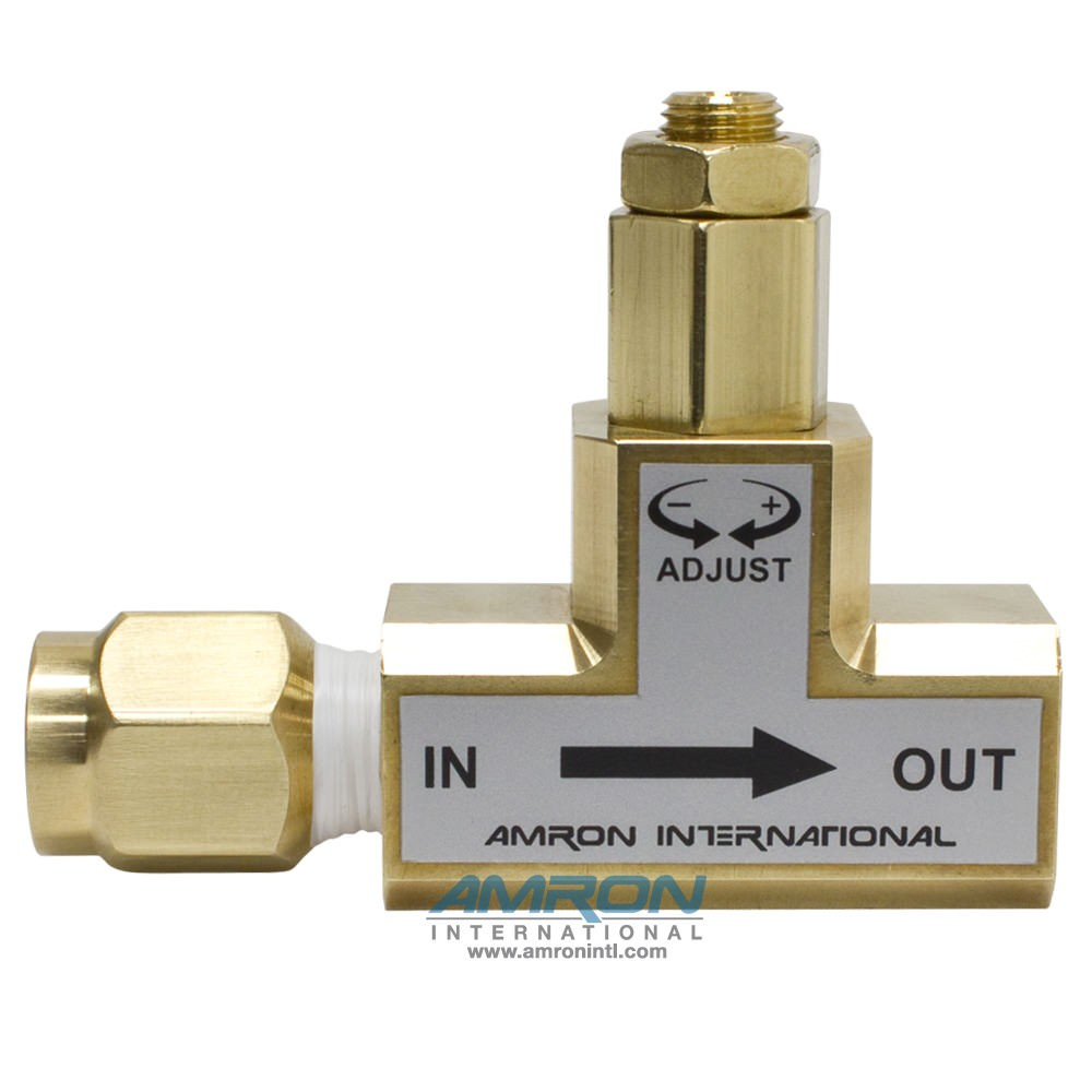 Amron International Inline Pressure Limiting Valve - 500-1000 PSI - Set at 500 psi