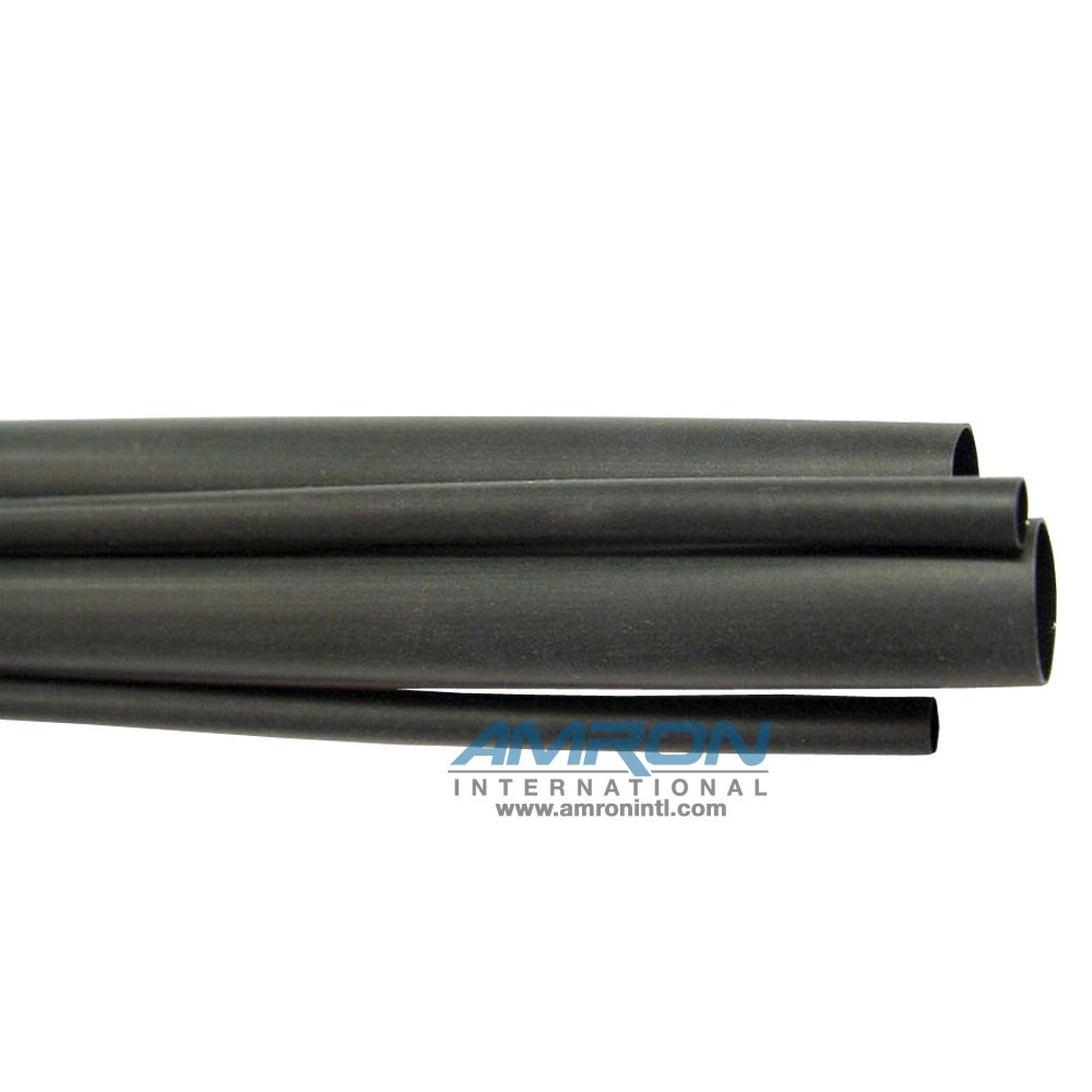 Amron International TAT Adhesive Heat Shrink Tubing 3/4 in 4 Foot Long TAT-125 3/4-0