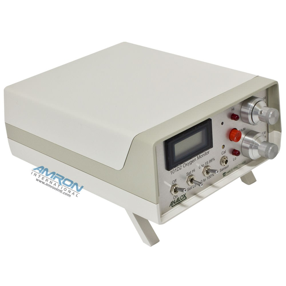 Analox 101D2 Portable Oxygen Monitor SA1J01BG70N861