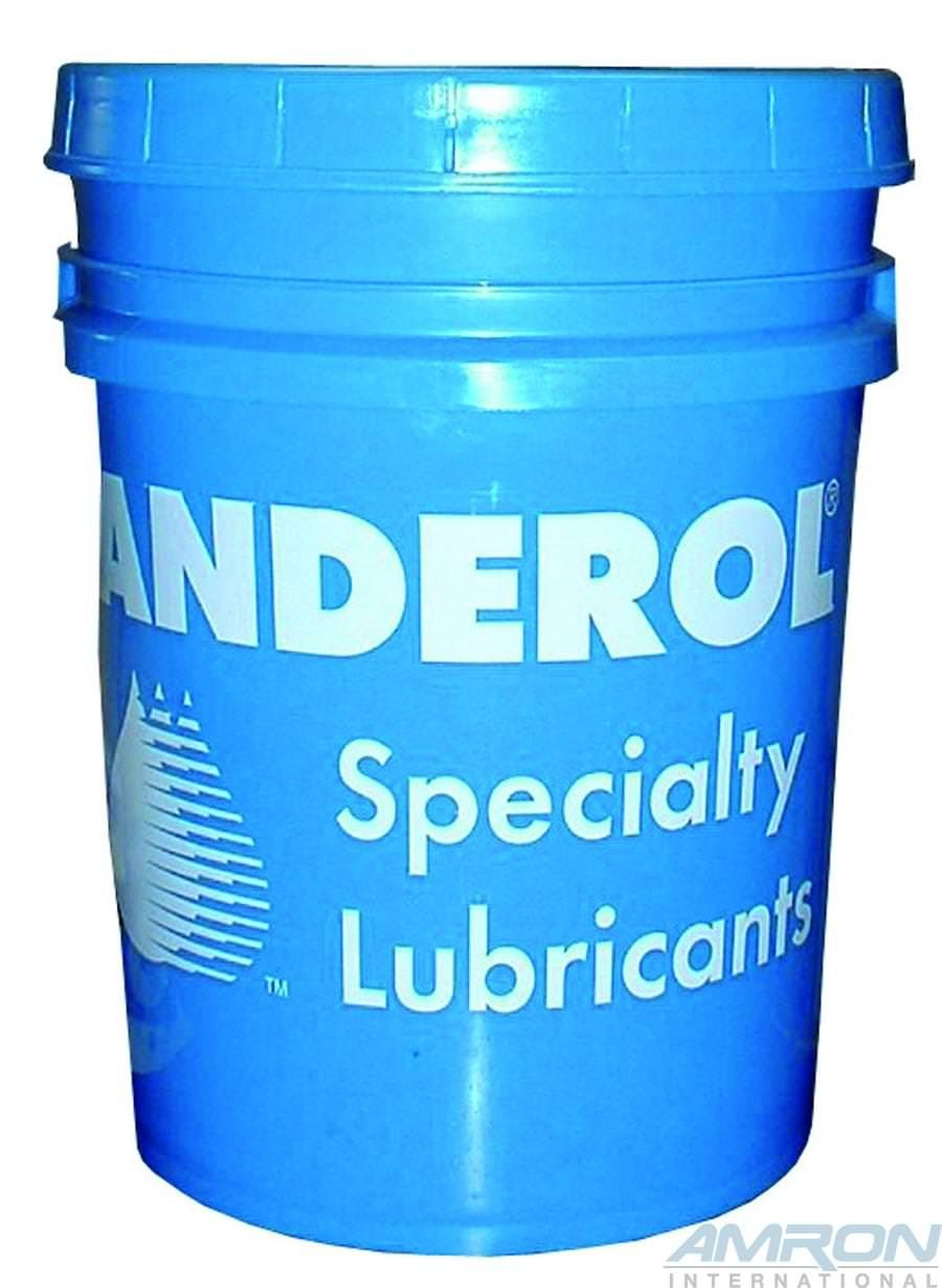Anderol Synthetic Diester Compressor Oil 5 Gallon