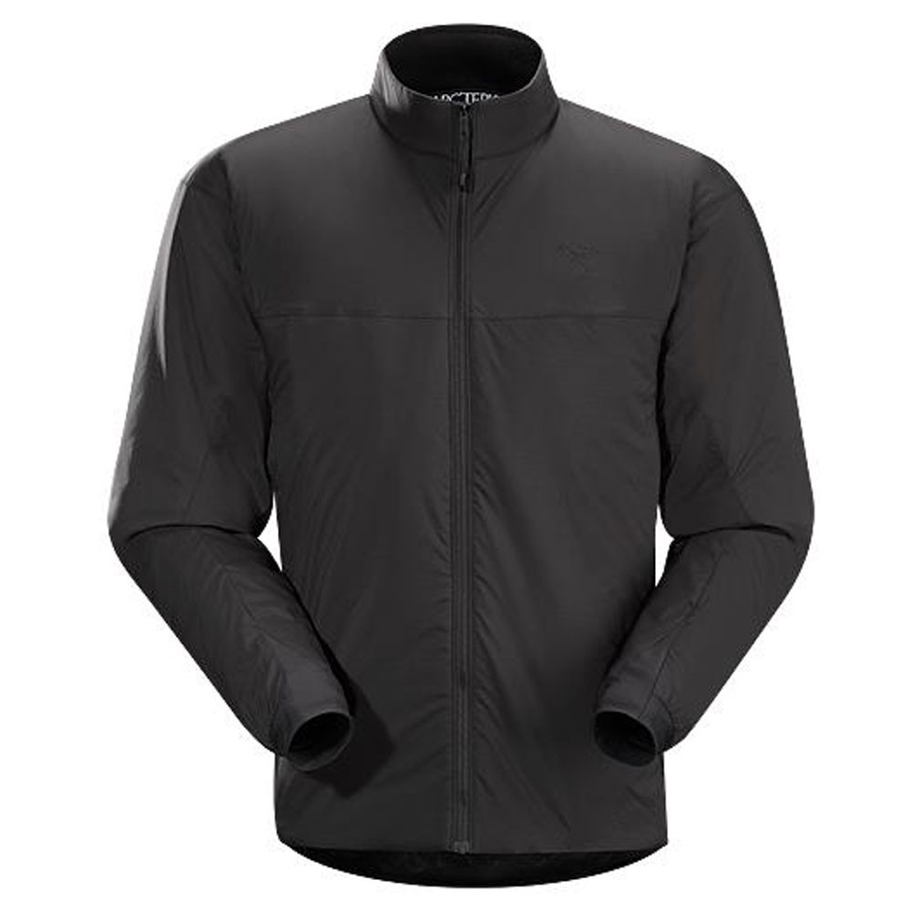 Arcteryx Atom LT Jacket LEAF - Black