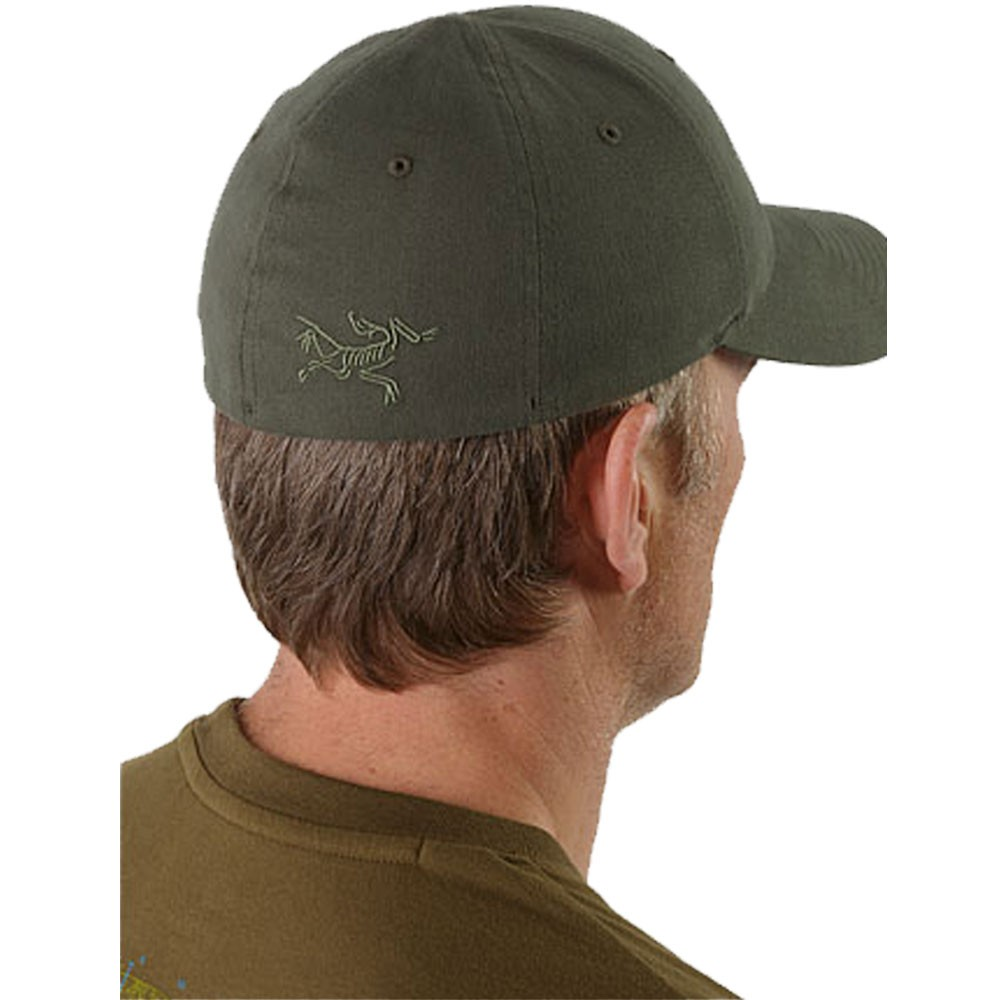 Arc'teryx xCap Flexfit Ball Cap - Back View