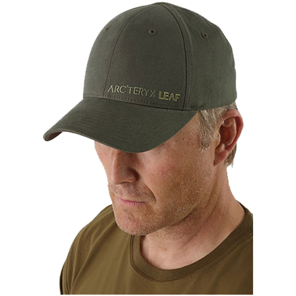 Arc'teryx xCap Flexfit Ball Cap - Front View