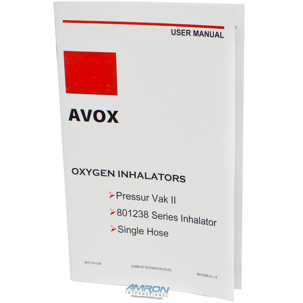 Avox User Manual