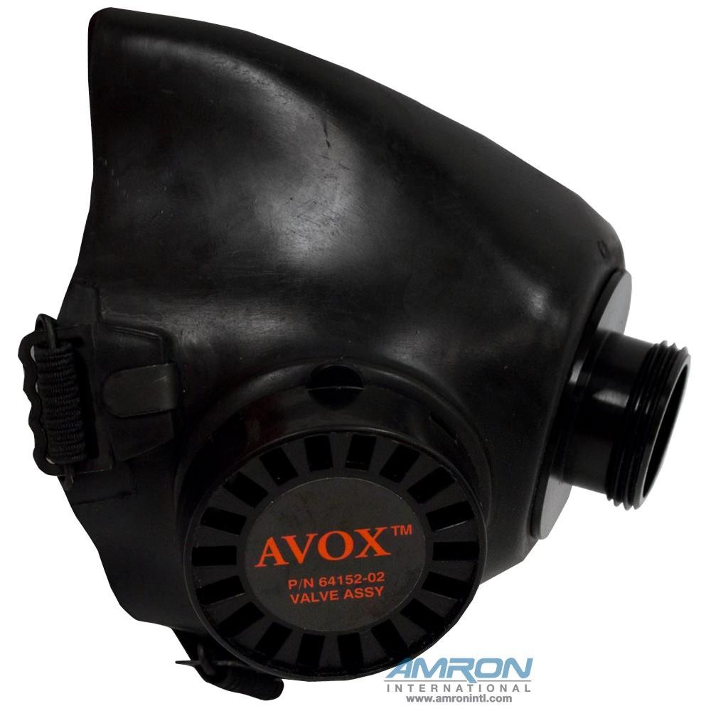Avox Duo Seal Inhalator 803677-02 Face Seal with Strap Assembly - Medium