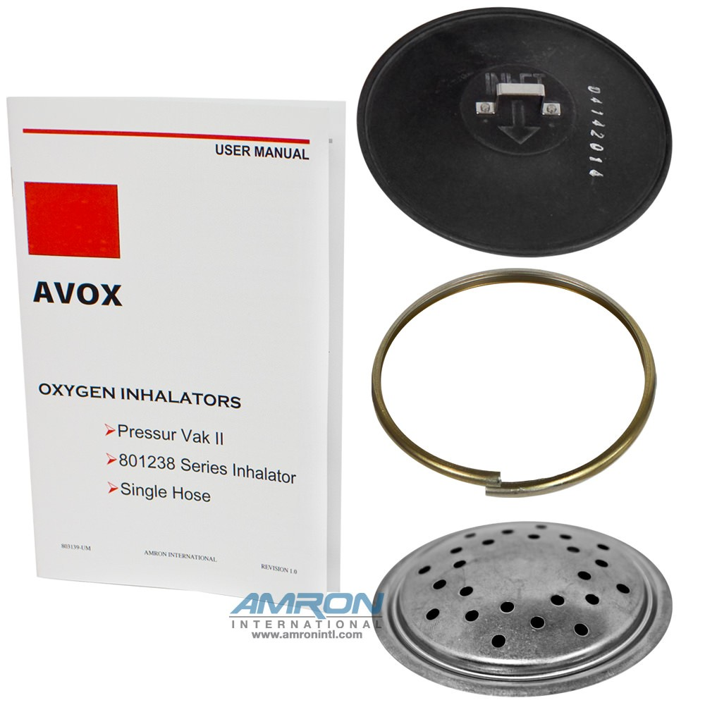 Avox RK-801274-00 Exhaust Regulator Repair Kit
