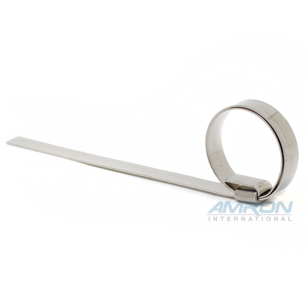 Band-It Band Clamp Stainless Steel 3/4 in. Diameter JS-240