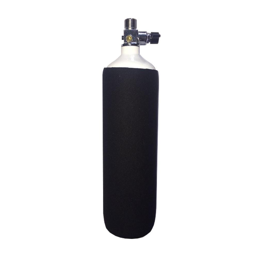 BROCO Cylinder, Composite, Lightweight, 15 cu ft. at 3000 PSI for Mini-Tac MOD1 BOC-M15A