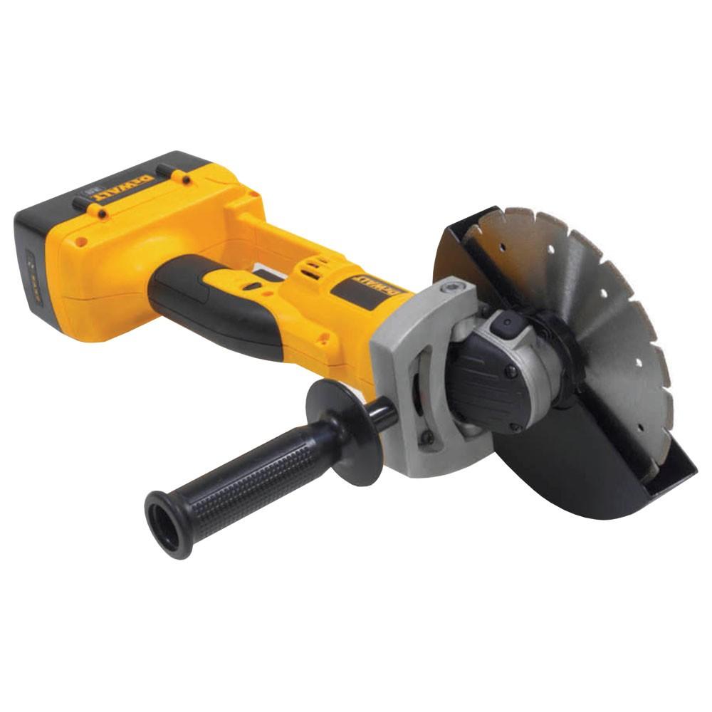Broco Mini Breaching Saw Kit Bro 60v Kit