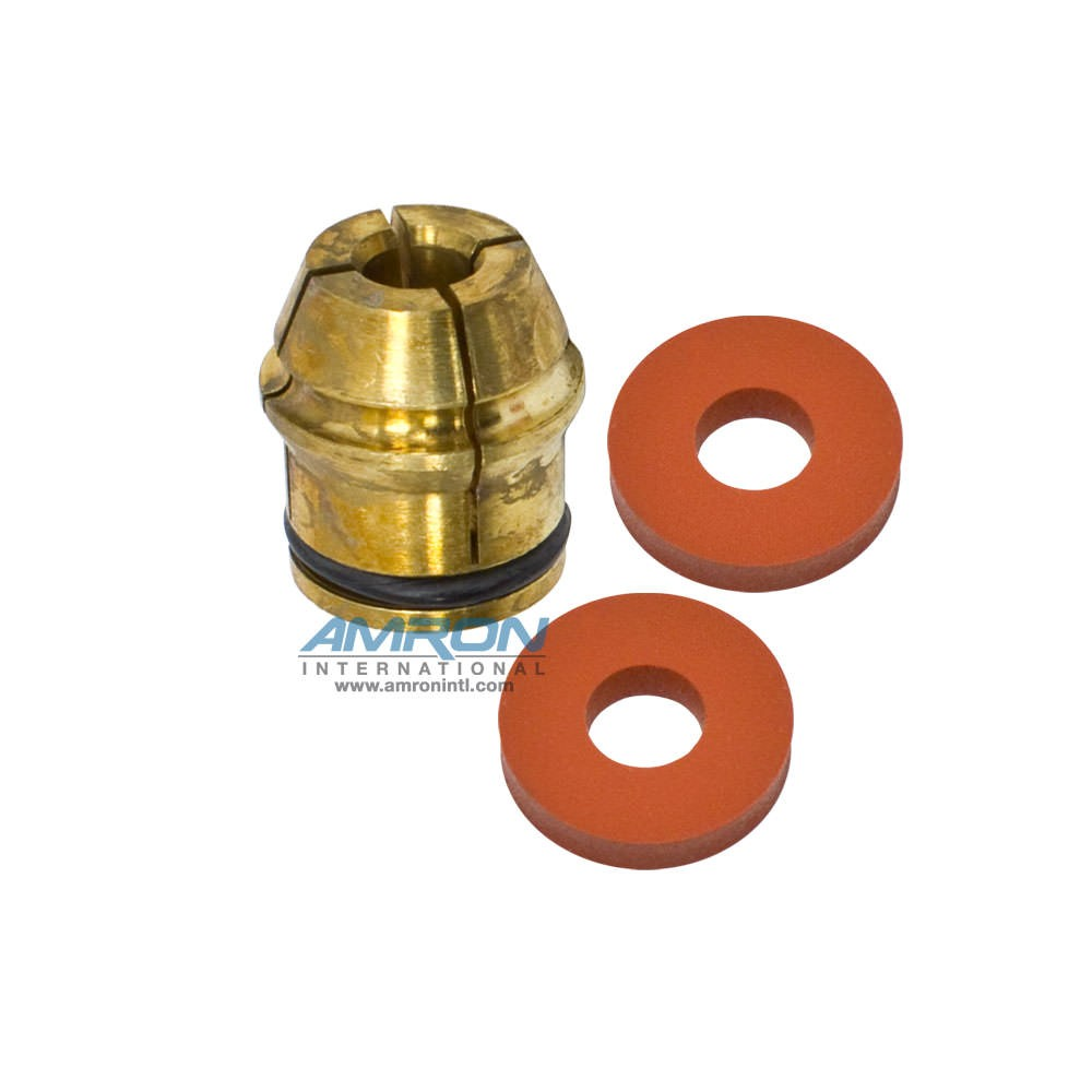 Broco UWBR22C14K 1/4 in. Collet with O-ring and Washer BR-22 Plus