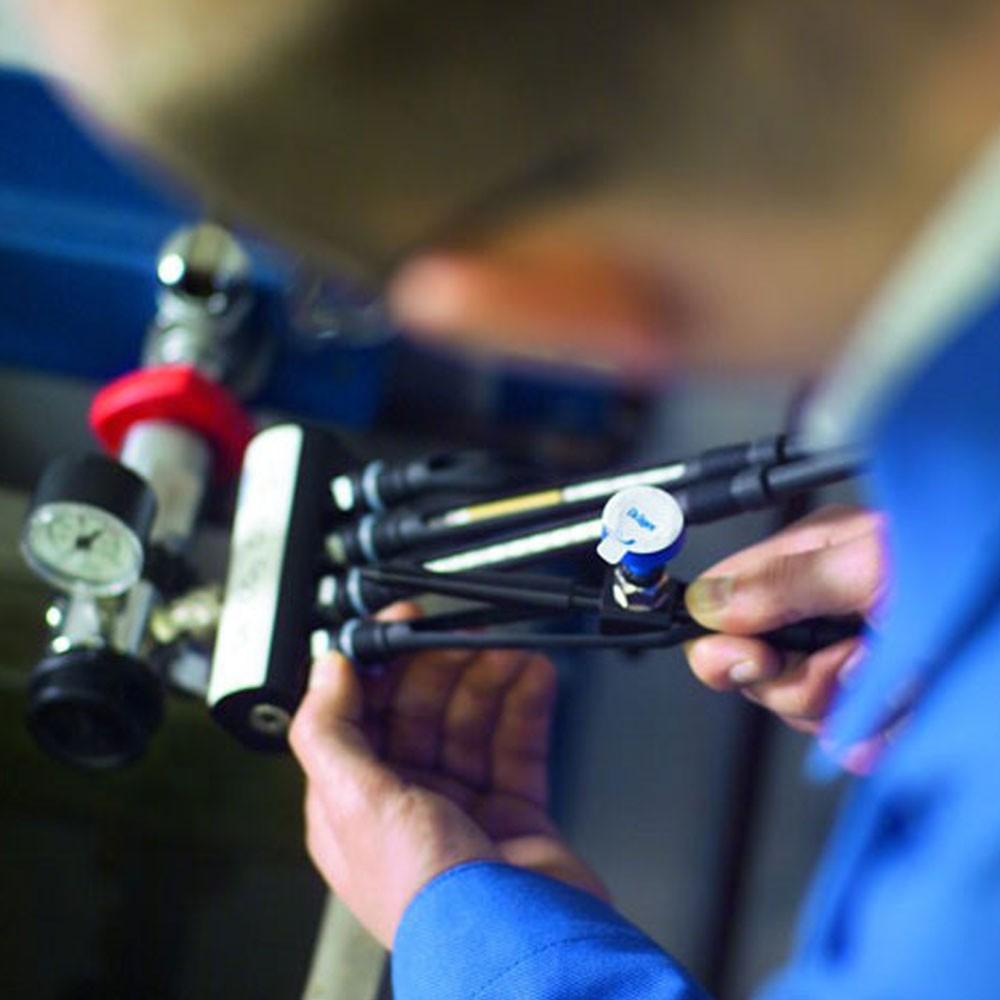 Draeger Aerotest Simultan High Pressure Kit 4055986