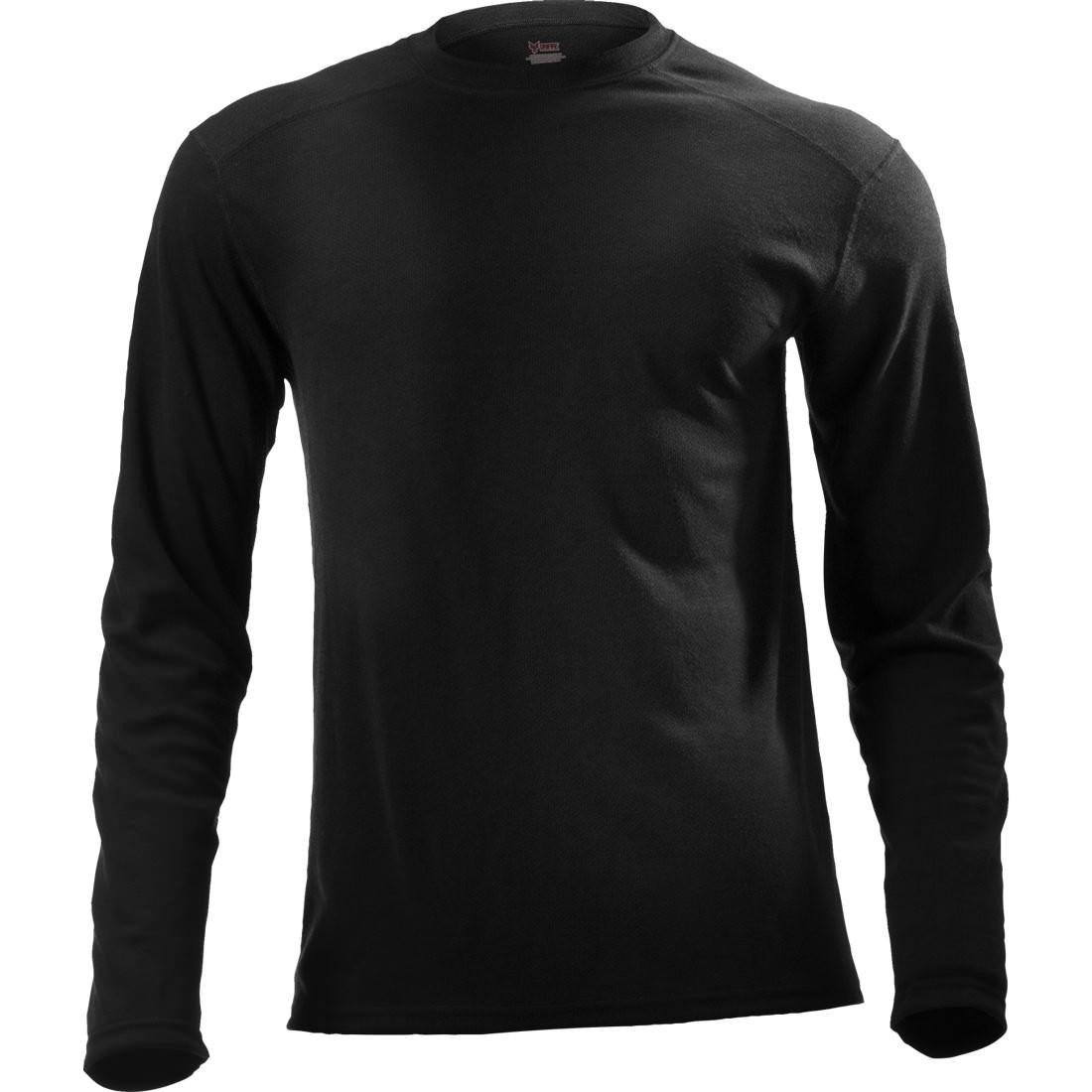 Drifire Fire Resistant Midweight Long Sleeve Shirt Black