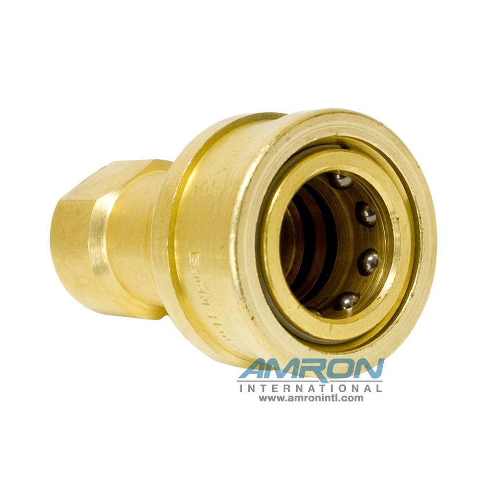 HHansen 4 HK SRS 2-Way 1/2 in FNPT Socket Brass B4-H26