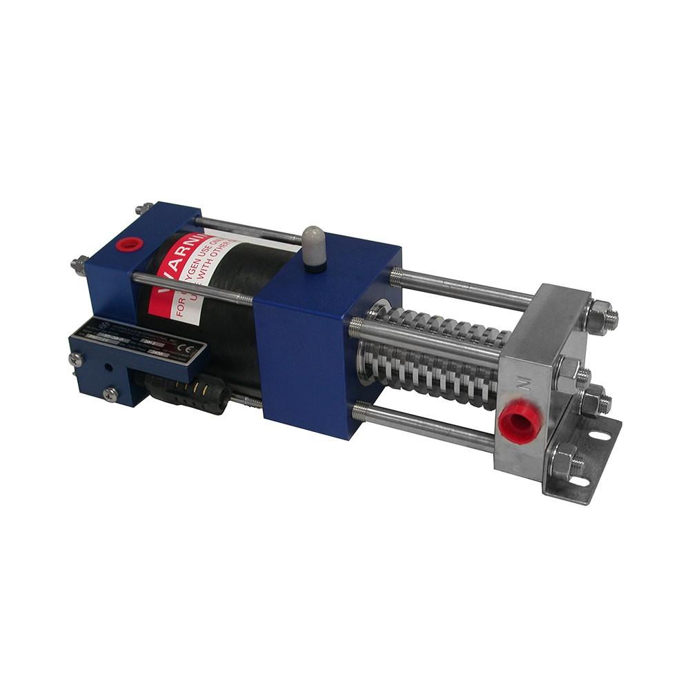Hydraulics International Air Driven Gas Booster Pump 3G-SS-20