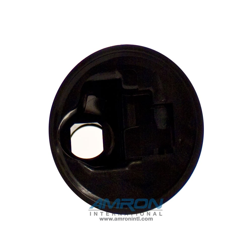 Interspiro Valve Housing for the MK II - Black Without Positive Pressure 336-101-156