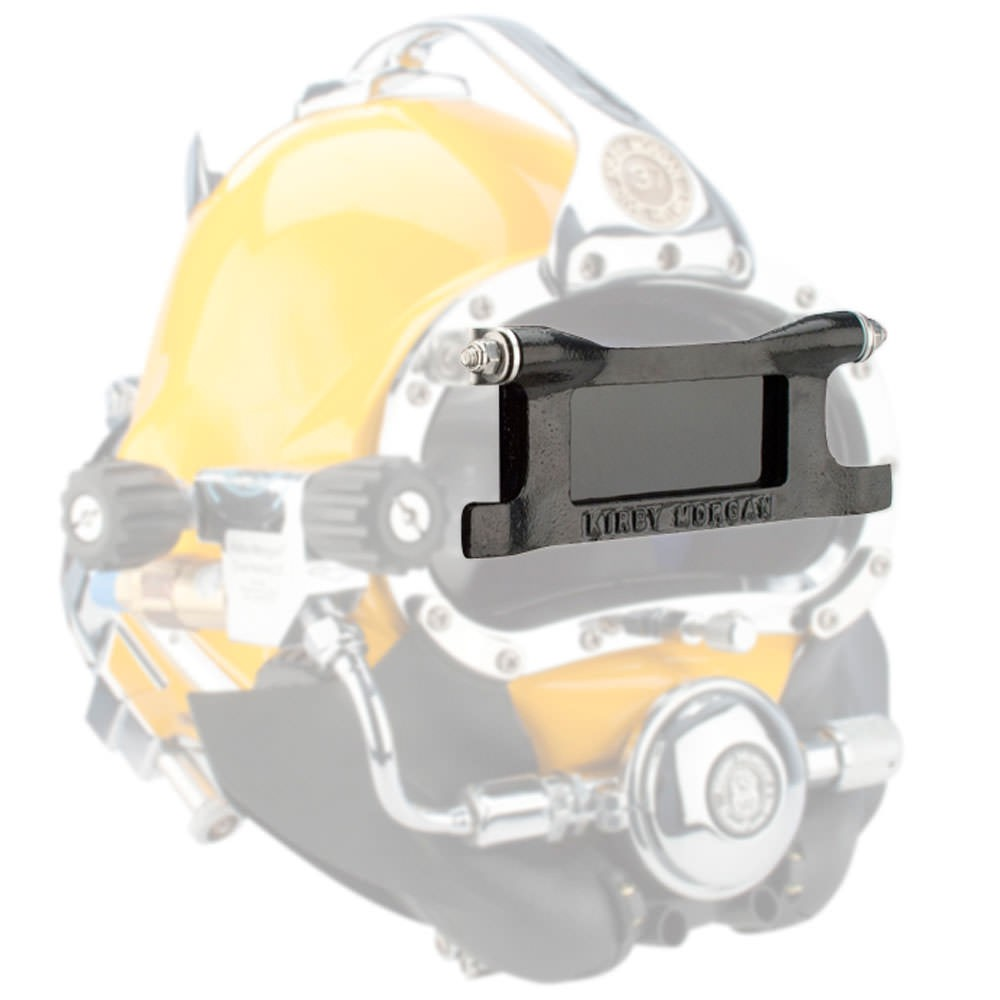 Kirby Morgan 525-403 Weld Lens Assembly for all Kirby Morgan Dive Helmets and Bandmasks