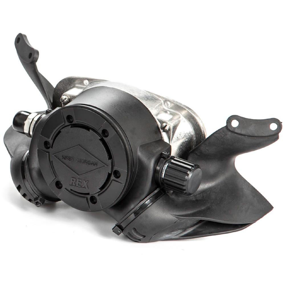 Kirby Morgan Conversion Kit for REX® Regulator for KM 37 SS Helmet 525-395